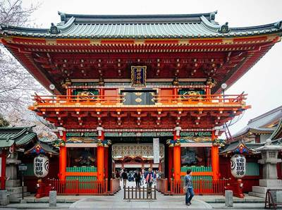 初詣に行きたい、大手町プレイス周辺の神社