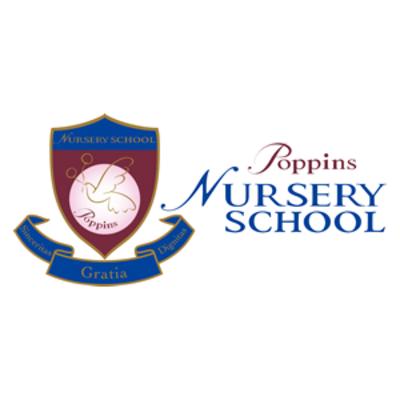 ポピンズナーサリースクール赤坂:ロゴ