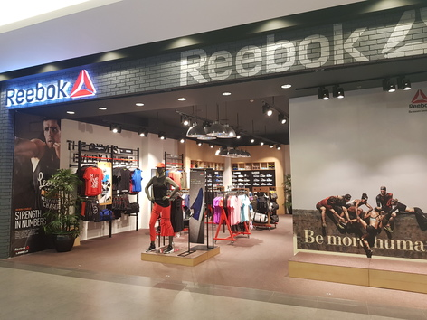 reebok outlet near me